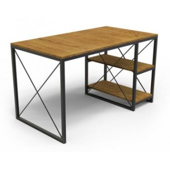 Стол письменный / компьютерный в стиле Loft