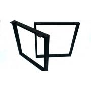 """Опора металлическая для столов """"Линц"""" в стиле Loft"""