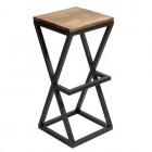 стул / табурет в стиле Loft